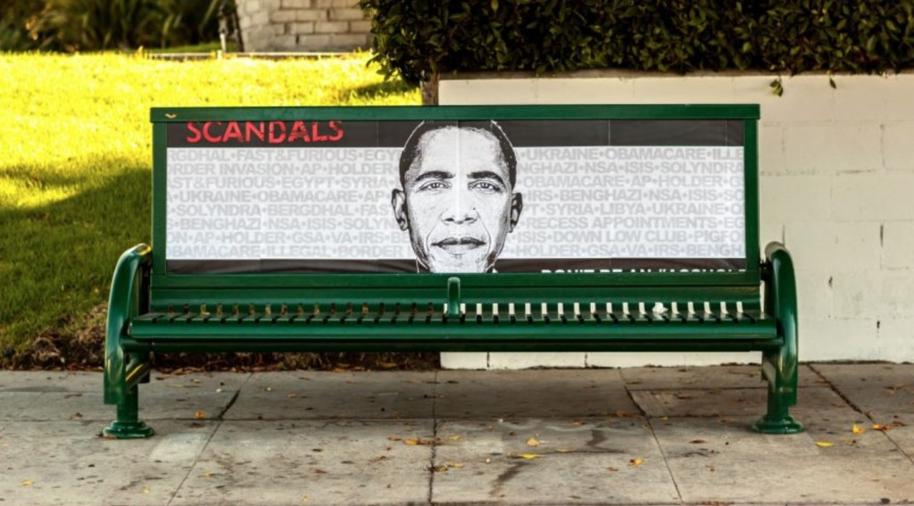 "Picture of the Day – LA Street Artist Calls Out Obama for ""Being an Asshole"" Screen Shot 2014 07 23 at 9.46.50 AM 1024x567"