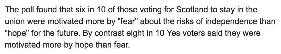 Miedo y asco en Escocia - ¿Por qué Ganó y Lecciones Aprendidas del NO de la captura de pantalla Voto 2014 09 19 a las 10.09.11 AM