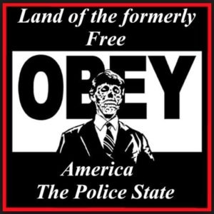 Land of the Free – 1 in 3 Americans Are on File with the FBI in the U.S. Police State