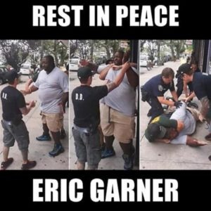 A Father Talks with His Son About Eric Garner