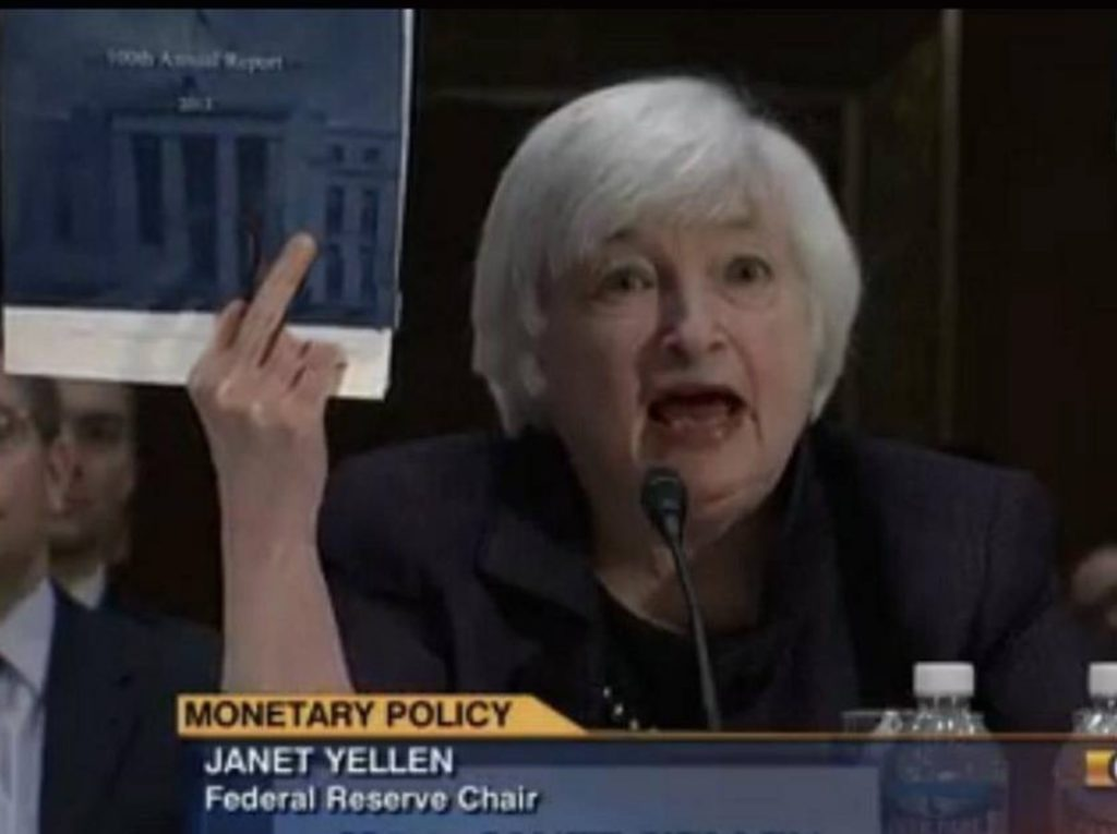 The Federal Reserve Refuses to Provide Names Requested by Congress in Probe