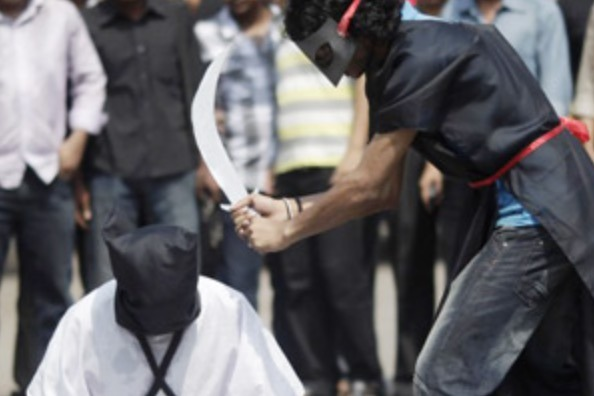 Need a Job? Saudi Arabia is Looking for Eight Swordsmen to Keep up with Record Beheadings