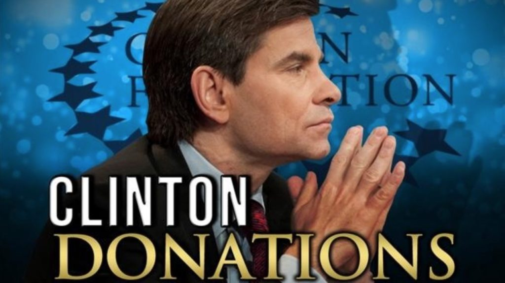 New York Post Reports – ABC Signed a $105 Million Contract with George Stephanopoulos Last Year