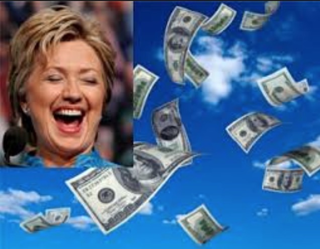 How UCLA Tried to Negotiate a Lower Speaking Fee, but Hillary Clinton Refused and Demanded $300,000