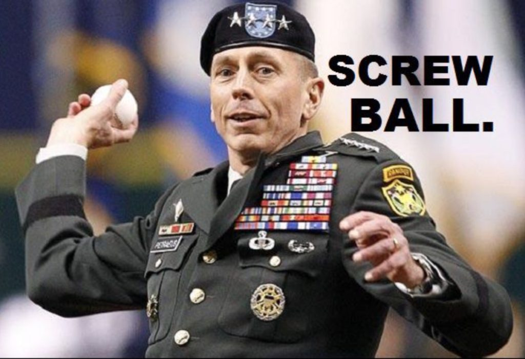 David Petraeus – How This Leaker of Classified Information is Peddling KKR Funds as Opposed to Serving Jail Time