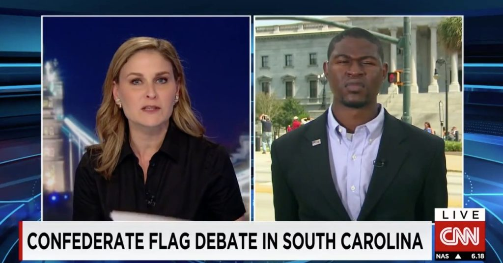 Video of the Day – CNN Reporter Dumbfounded as Black College Student Defends the Confederate Flag