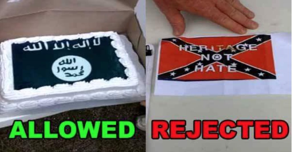 Louisiana Walmart Creates ISIS Flag Cake After Rejecting Confederate Flag Cake