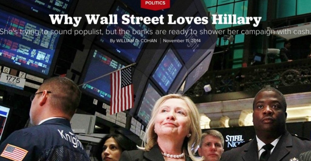 How UBS Sent Millions to the Clintons After Hillary Saved the Mega Bank While Secretary of State