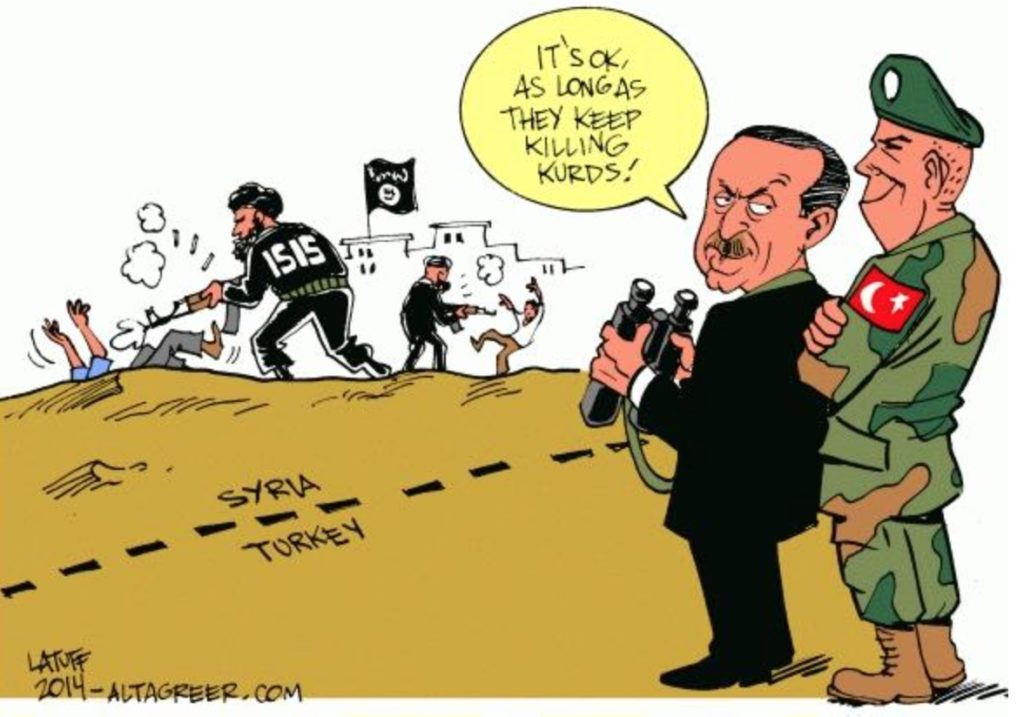 Was the Turkish Government Caught Sending Weapons to ISIS in Syria?