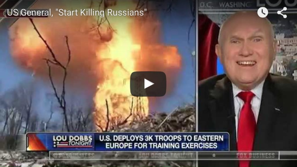 "Anti-American Sentiment Runs High in Russia After Retired U.S. General Suggested ""Start Killing Russians""…"