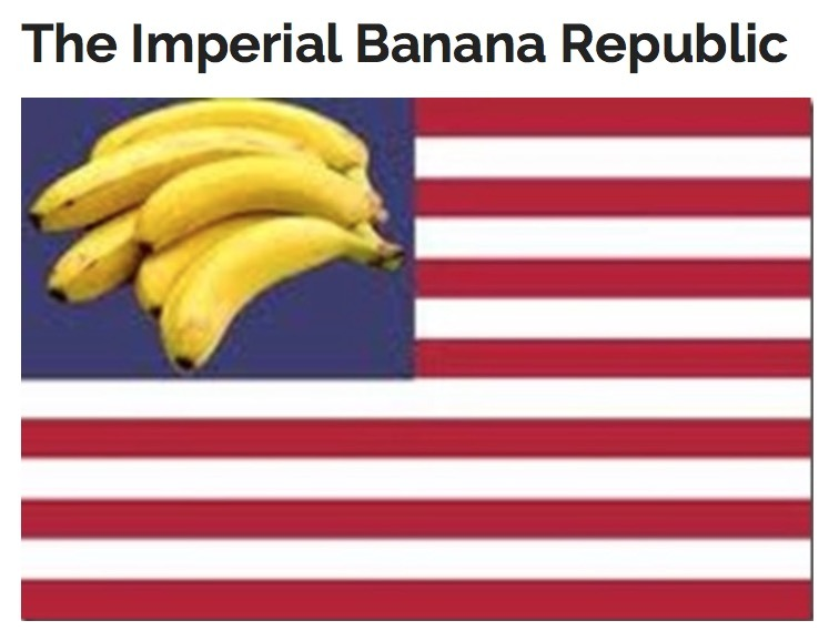 Our justice system resembles that of a banana republic