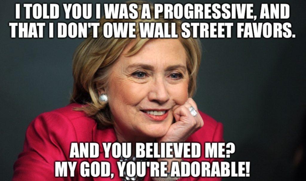 Hillary Clinton's Full Speech to Goldman Sachs (Satire)