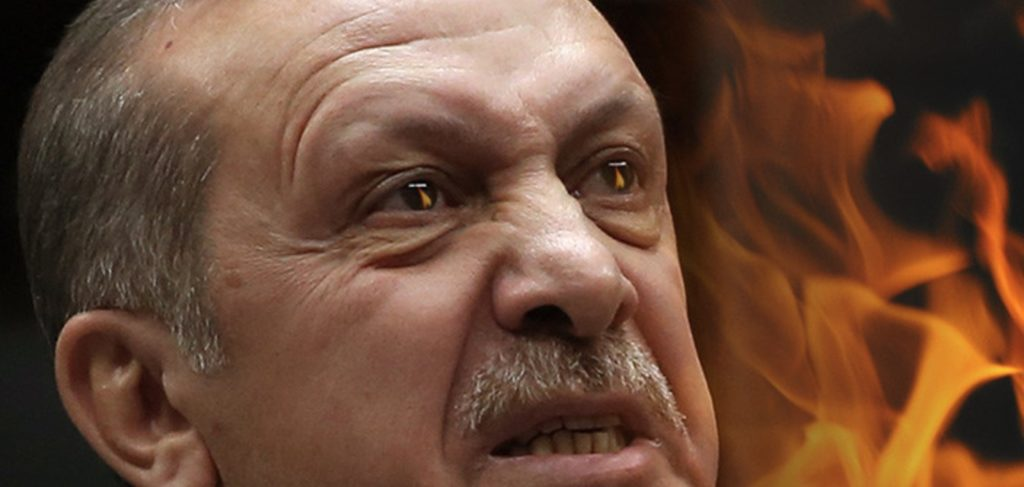 Image result for erdogan cry