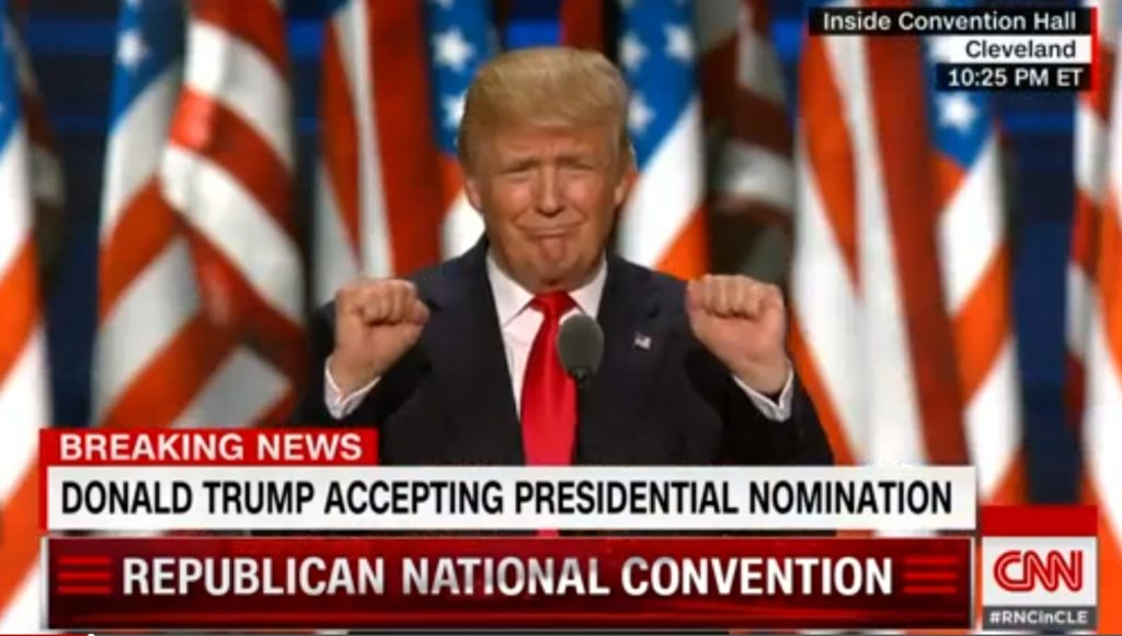 Thoughts on Trump's Speech (Why I Can't Vote for Him and Why He Could Win)