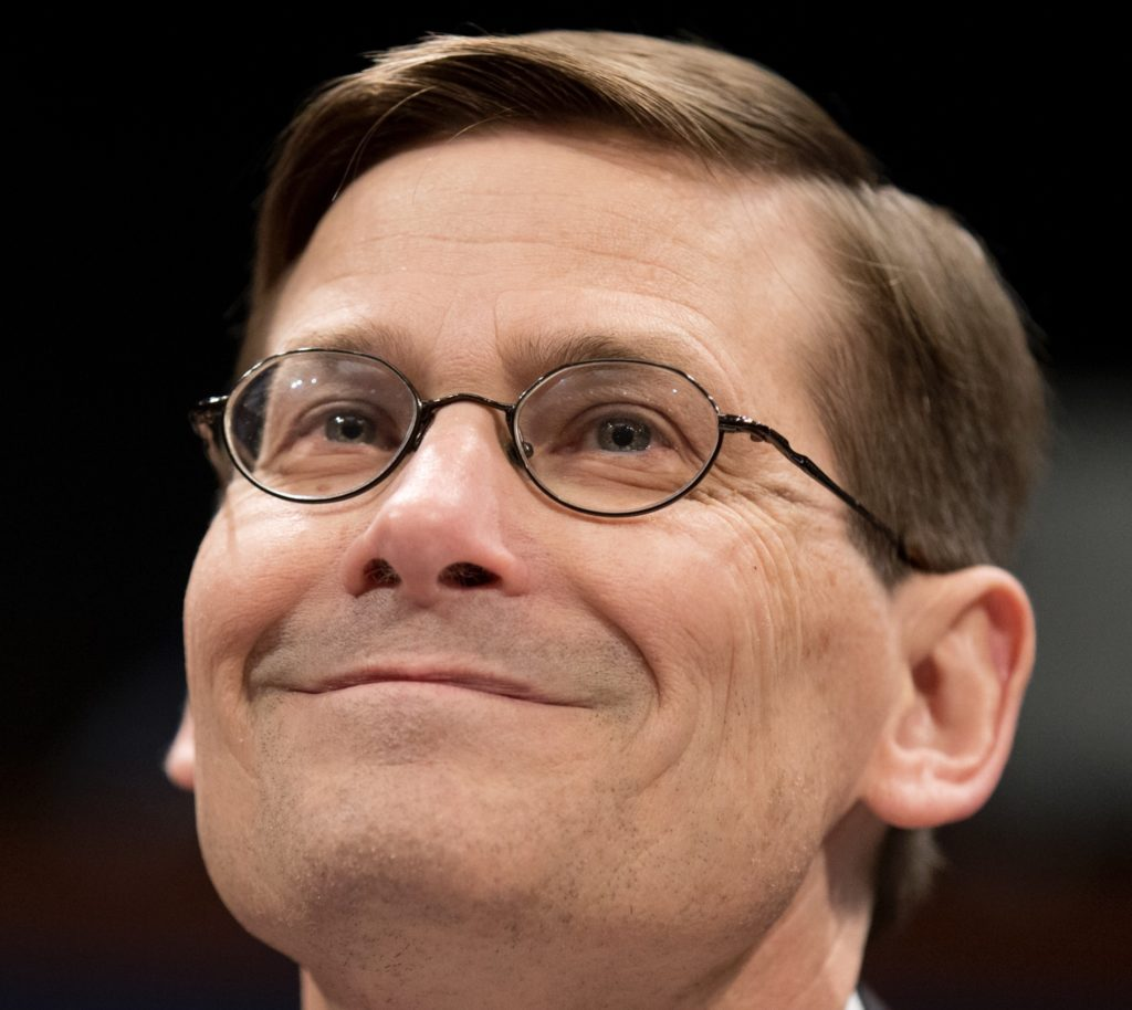 Ex-Spook and Top Trump Antagonist Michael Morell is a Very Sleazy Character