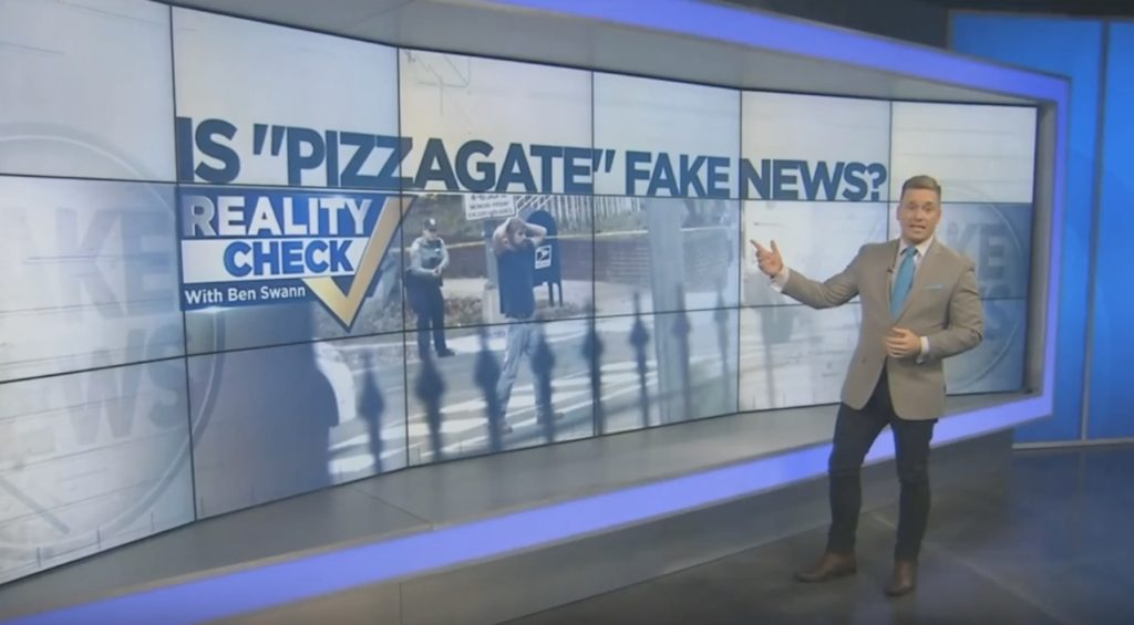Video of the Day – Ben Swan Investigates Pizzagate | Liberty
