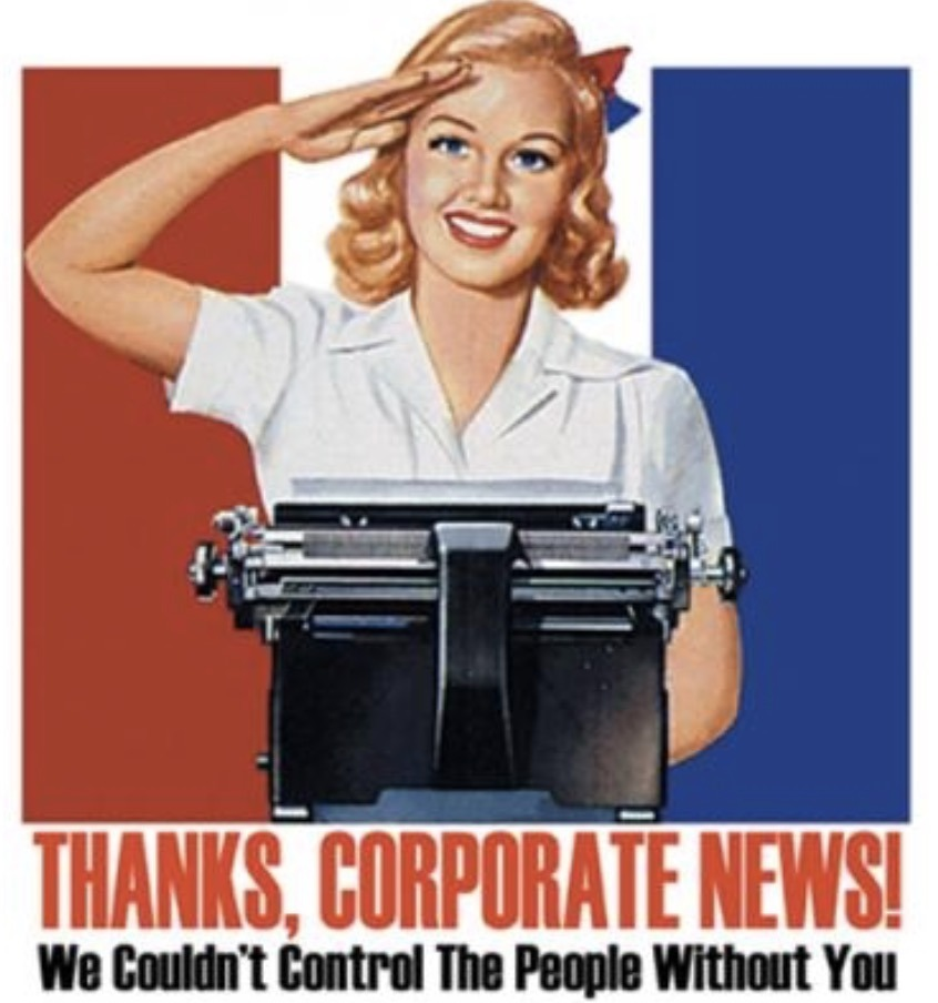 The Billionaire-Owned, Corporate Media is as Worthless as Ever