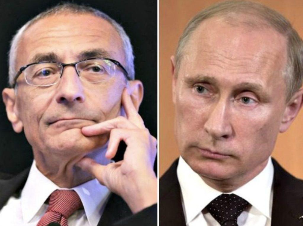 Russia Conspiracy Theorists May Want to Take a Look at John Podesta