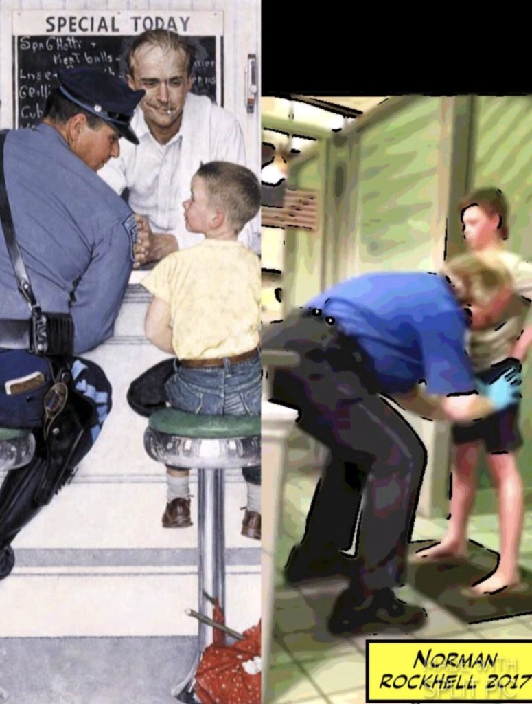 Recent TSA Molestation Video Proves Americans Have Become Authority Worshipping Slaves