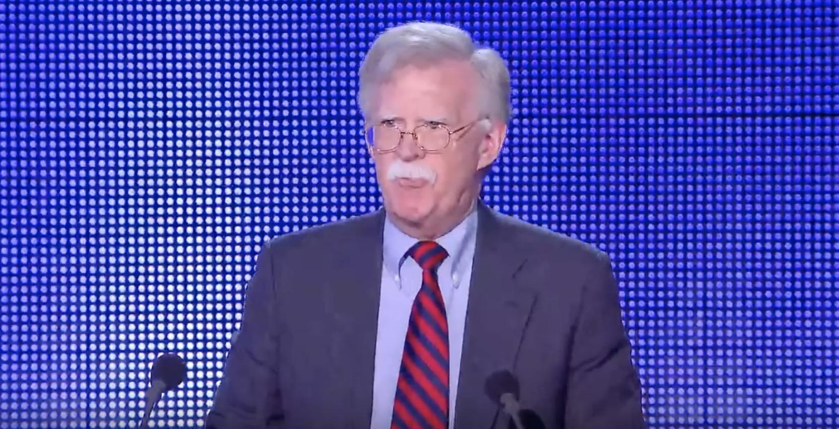 Liberty Links 4/1/18 – Madman John Bolton Advocated for Iran Regime Change in 2017 Speech