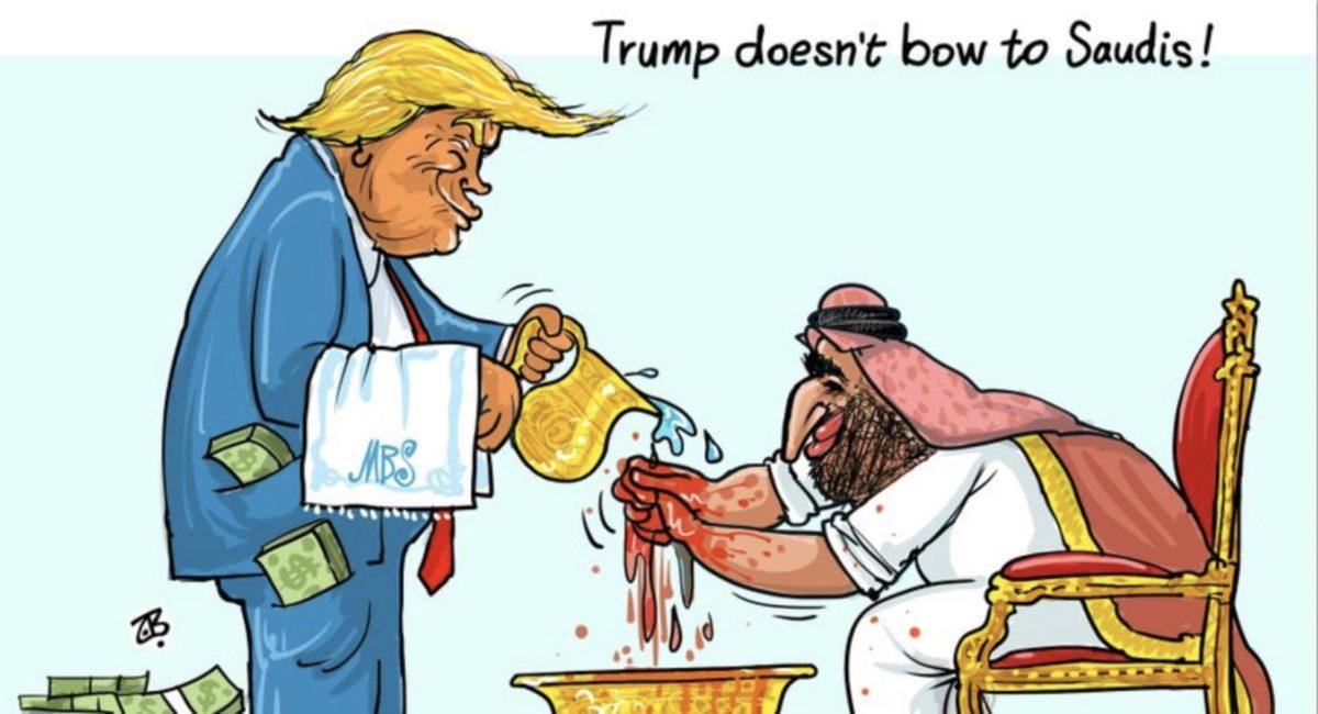 Liberty Links 10/20/18 – Saudi Account of Khashoggi Killing Is Widely Denounced