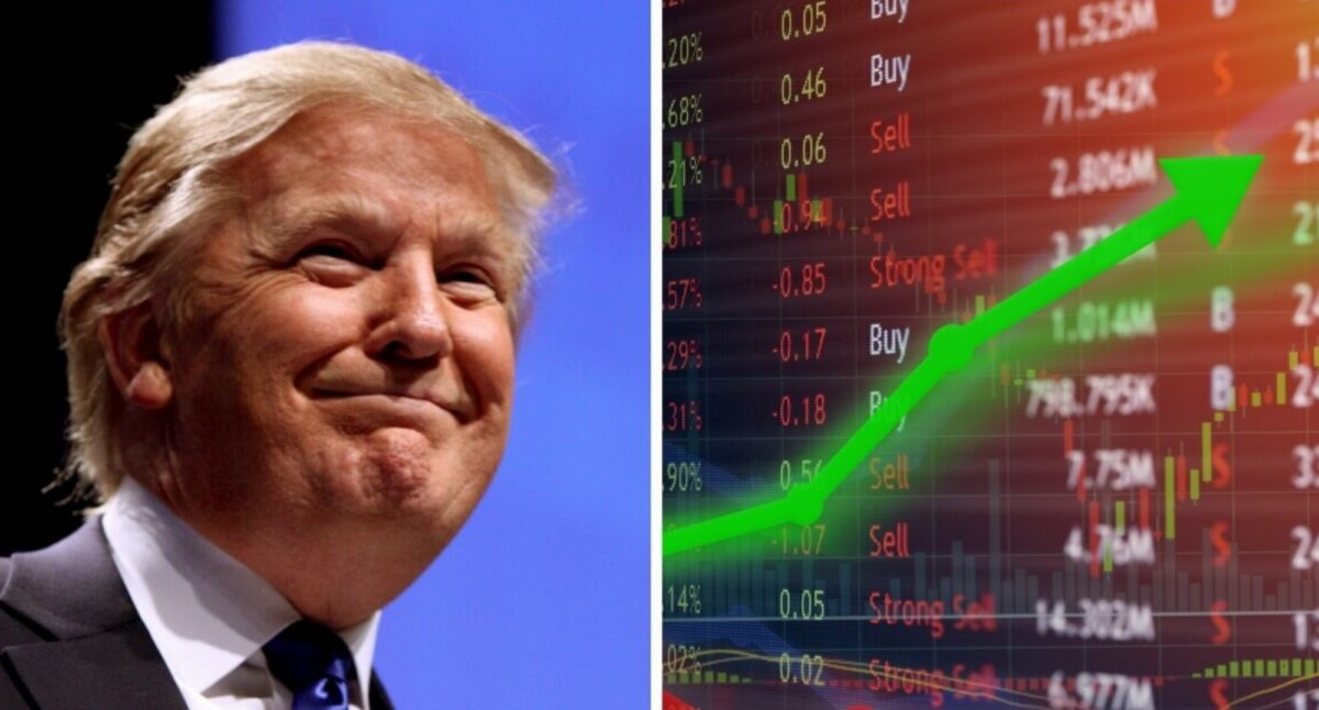 Trump Cares About Two Things – Empire and the Stock Market