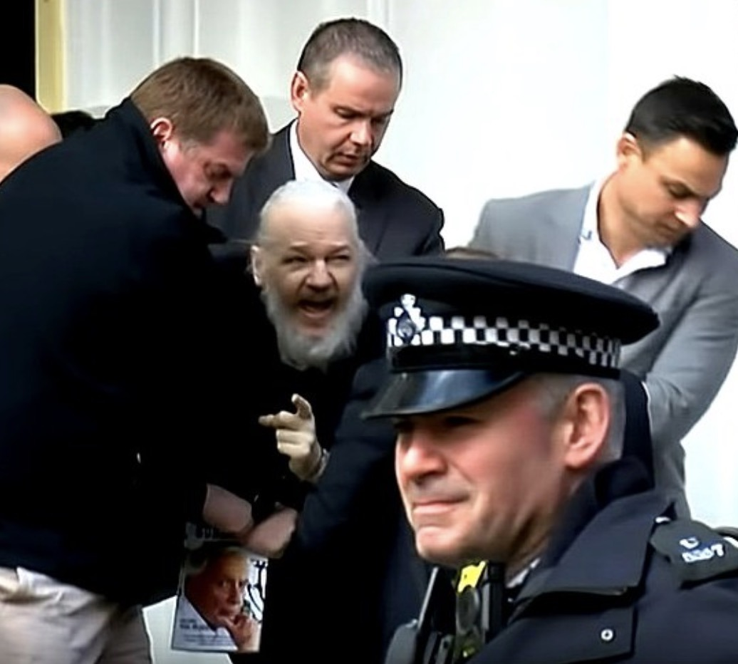 Arrest of Julian Assange is an Attack on Journalism, Liberty, Self-Government and Civilization Itself