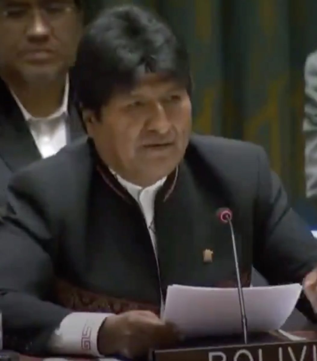 Bolivia Adds to the Ranks of Global Political Chaos