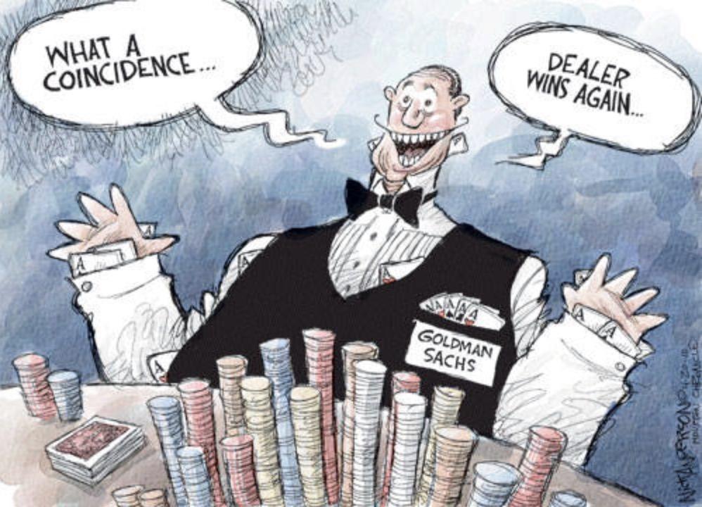 Monetary Looting
